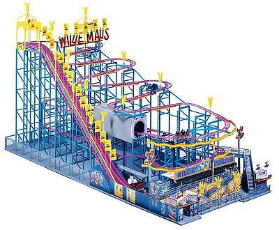 NEW HO Faller WILD MOUSE Amusement Park Ride : Circus Building KIT 140425
