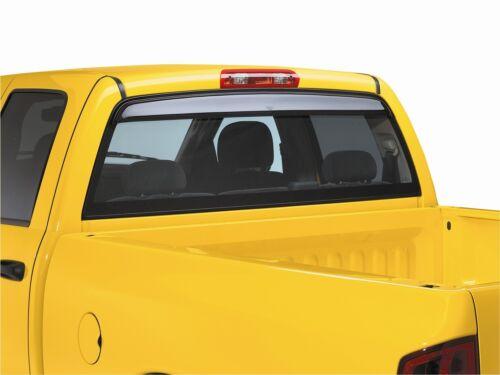 Rear Window Deflector-Sunflector Rear Window Sun Deflector fits 07-17 Tundra