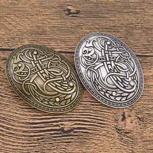 Viking Norse Nordic Amulet Brooch Pin Shirt Lapel Pins Charms Fashion Jewelry