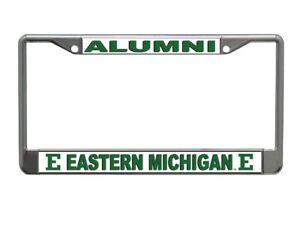Eastern Michigan University Eagles Alumni Chrome License