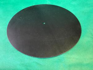 Classic-fuer-8-034-200mm-ca-Decks-Neopren-Gummi-Plattenteller-Matte-2mm-dick