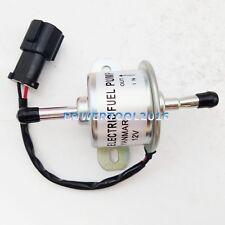 New Fuel Feed Pump for Hitachi Mini Excavator ZX30U-2 ZX35U-2 3TNV88-NHB//NHBB