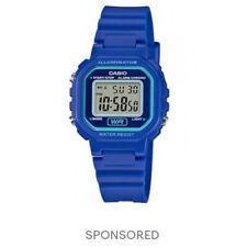 Casio Blue Classic Digital Quartz Sports Watch LA-20WH-2A Women/Children