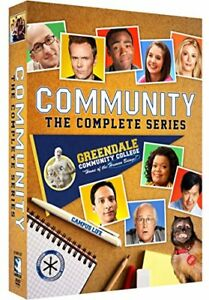 Community-Complete Series (Dvd) (12 Disc)