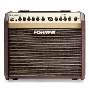 Fishman Loudbox Mini Bluetooth Acoustic Guitar Combo Amplifier, 60w, XLR Input