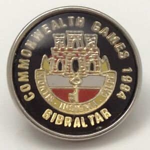 Olympic-Commonwealth-Games-1994-Gibraltar-Pin-F951