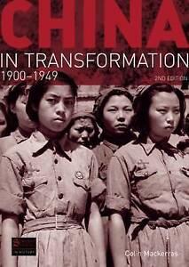 China-in-Transformation-1900-1949-Seminar-Studies-In-History-Mackerras-Coli