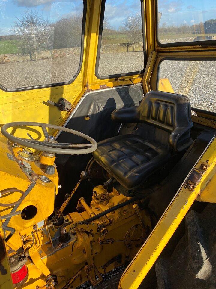 FLOT MF 20 (135) lift og trækbom