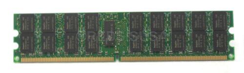 1x 4GB ECC RAM PC2-5300P DDR2 667MHz Server Memory 41Y2851 Genuine IBM 4GB