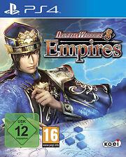 Dynasty Warriors 8 Empires usado ps4-juego