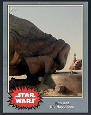 TOPPS Digital Star Wars Card Trader: Base 4 Silver Finn and the Happabore (1 car