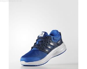 Bleu Unisexe enfant Enfants trainers S79812 junior K Adidas 5 Filles 3 galaxy 6 Uk Garçon vwCvqx1g6f