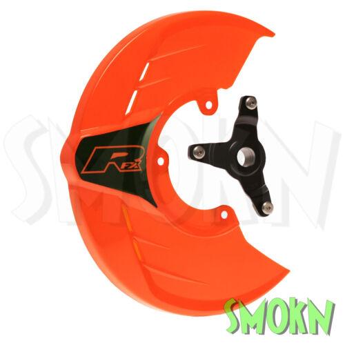 RFX Front Brake Disc Guard fits KTM 125 200 250 300 EXC 16-20 w//bracket Choice