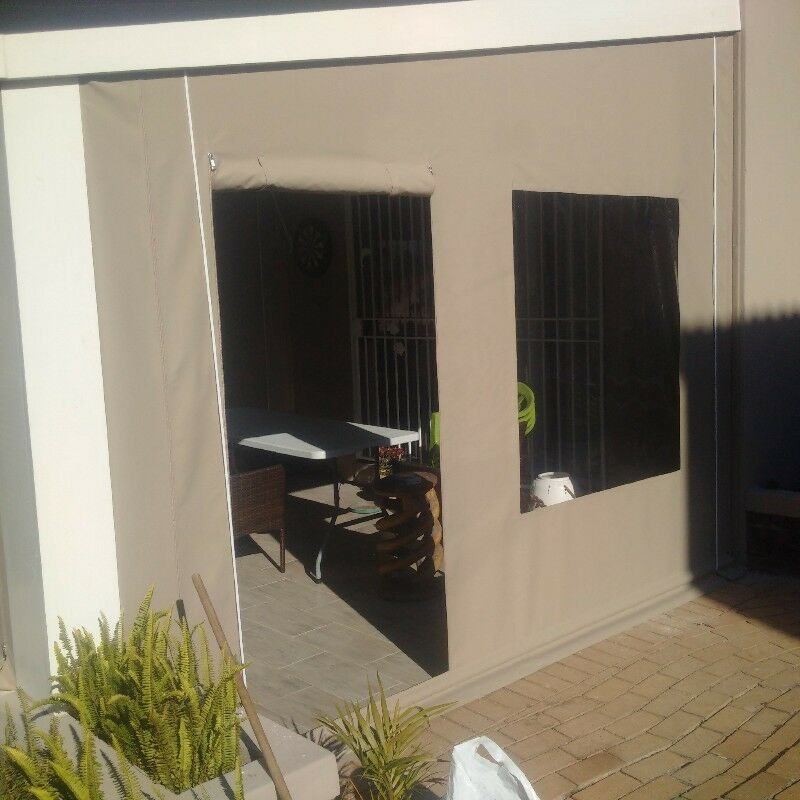 Patio Canvas roller blinds and Awnings   Northern Pretoria ...