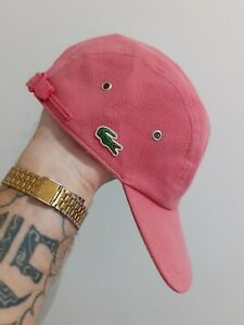 """Casquette Lacoste Girolle """"Indien"""" taille 1"""