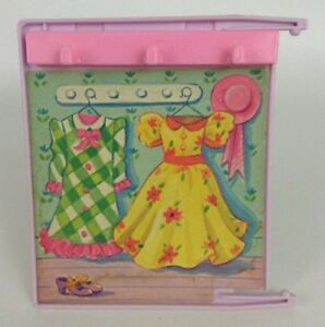 My-Little-Pony-G1-Show-Stable-Replacement-Front-Door-Part-Vintage-1983-Hasbro