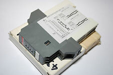 ABB CC-U/TCR Universal Thermocouple Temp. Signal Relay Converter 1SVR040014R2000