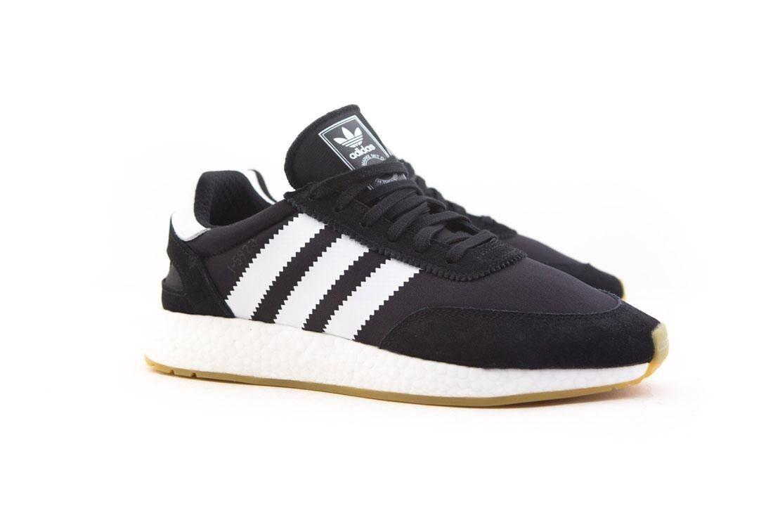 Calzado D97344 Adidas Hombre I-5923 Negro Negro I-5923 Blanco Goma de mascar 86f36d