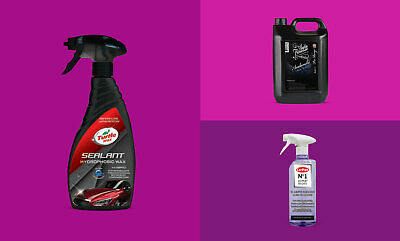 Extra 15% on Car Care & Cleaning Products