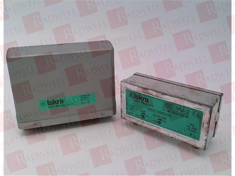 ISKRA VU-2   VU2 (NEW IN BOX)