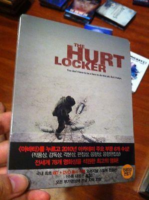 The Hurt Locker Blu-ray Steelbook | Korea Exclusive | Rare OOP | NEW Sealed