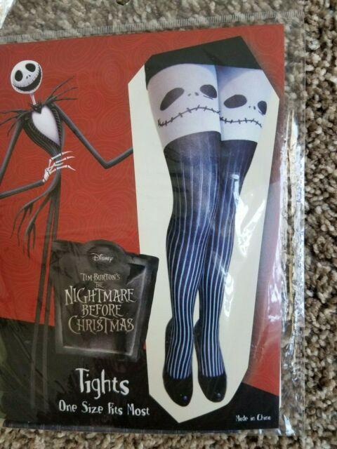 Nightmare Before Christmas Child Size Small Jack Skellington Costume Nip