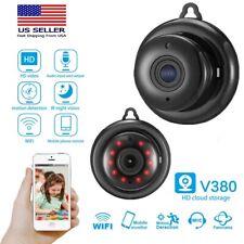 1080p Wireless Camera Security Mini HD Home IP WiFi Smart Night Vision Indoor