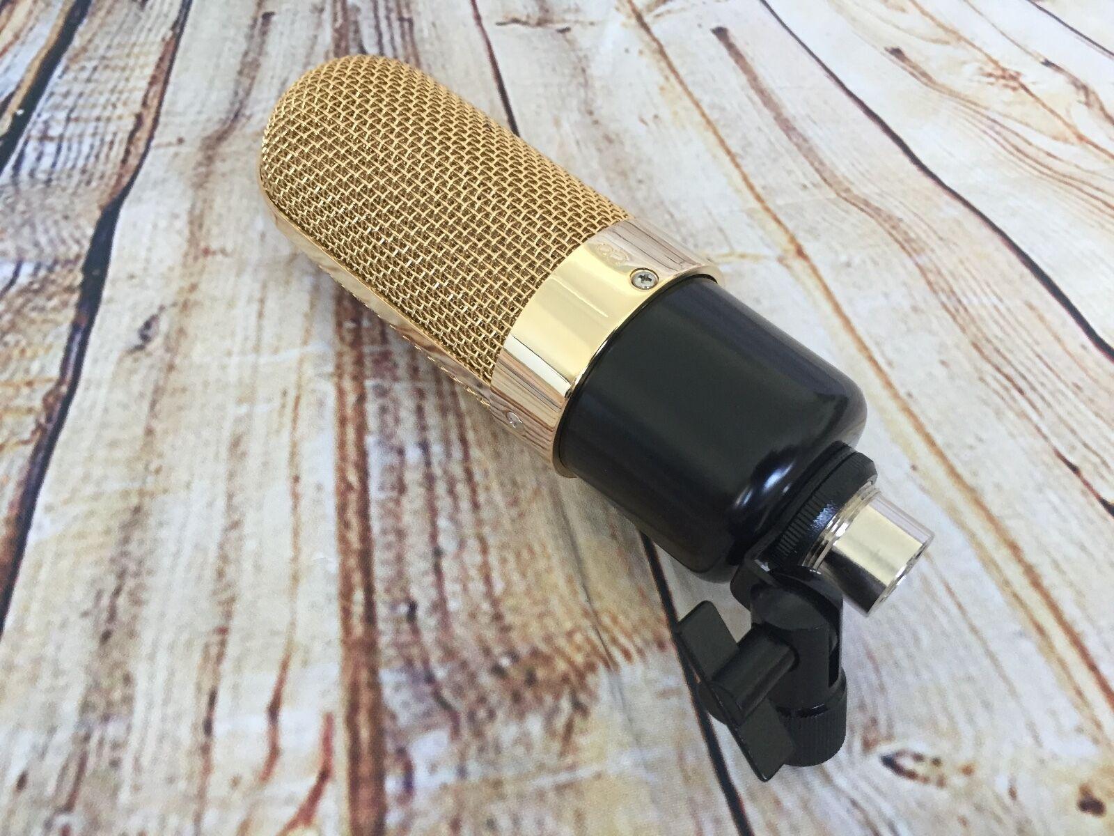 3 X Carcasa de micrófono de cinta del proyecto proyecto proyecto listo para proyectos & Mods Rca Apex  Centro comercial profesional integrado en línea.