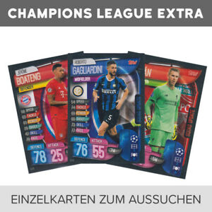 Topps-Champions-League-EXTRA-2019-20-Trading-Cards-SU-FB-zum-aussuchen