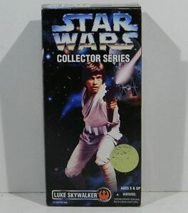 1996-Kenner-Star-Wars-Collector-Series-Luke-Skywalker-Rebel-Action-Figure