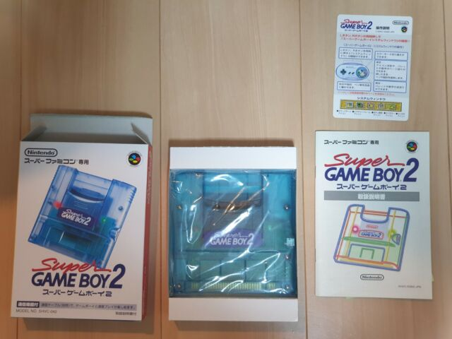 Super Game boy 2
