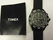 TIMEX MEN'S SPORT CHRONOGRAPH WATCH INDIGLO Watch T2N886 RRP £84.99
