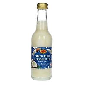 Beauty & Gesundheit Feinschmecker 250 Ml 100% Reines Kokosöl Ktc Kokosnussöl Zum Kochen Für Massageöl Coconut Oil Den Speichel Auffrischen Und Bereichern