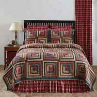 5pc Braxton King Bedding Set/ Bed Package Quilt By Vhc Brands