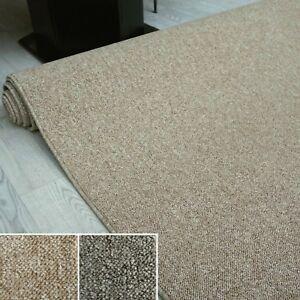 Tapis Bea Ranger Moyen Berbere Tissu Boucle Solide Et Neutre Ebay