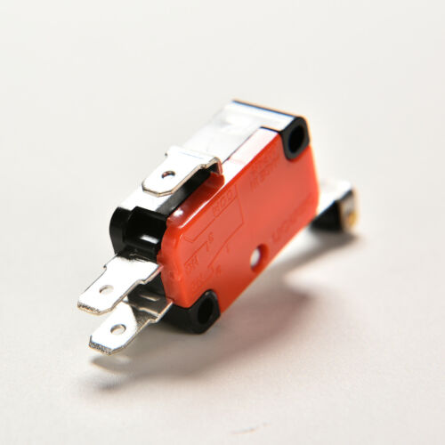2X Micro Switch Spdt Hinge Roller Lever 15A V-156-1C25 Nice Small Usef;I1