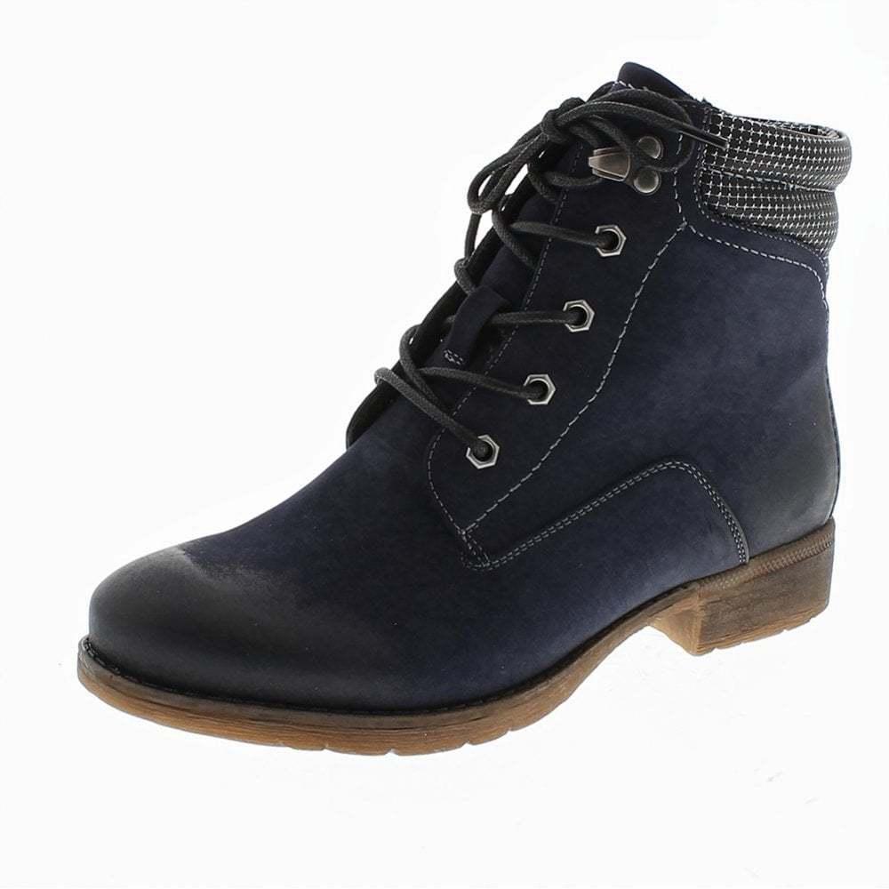 Romika Wendy 02 Ocean Navy Ankle Boot