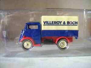 CAMIONCINO-PUBBLICITARIO-VILLEROY-E-BOCH-CORGI-1-66-FORD-SON-7-VTRCK