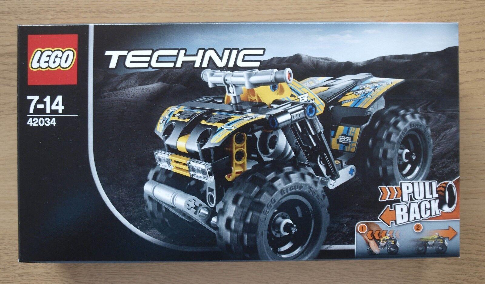 LEGO Technic Technic Technic 42034 Action Quad NEU 63d3ca