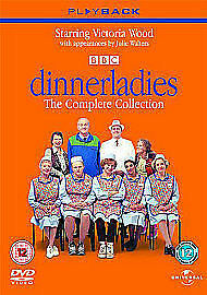 1 of 1 - Dinnerladies - The Complete Series (DVD, 2010, 3-Disc Set)
