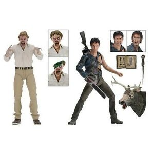 Evil-Dead-2-Action-Figures-30th-Anniversary-2-Pack-Neca-Preorder-Maggio