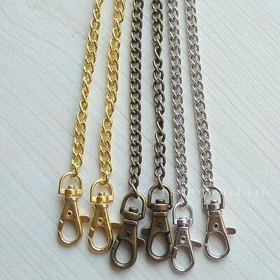 Purse Handbags Bag Shoulder Strap Chain Replacement Handle