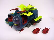 GI JOE COBRA BUGG Vintage Action Figure Vehicle COMPLETE 1988