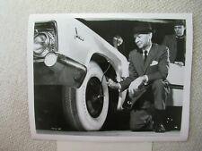 1962 Goodyear Car Tire Photo News Stock Photo 8x10