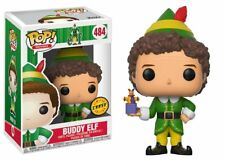 Funko Pop Movies Buddy The Elf With Toy Chase Vinyl Figure 484