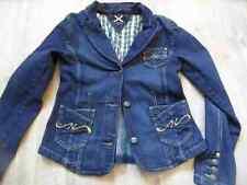 TOMMY HILFIGER schöner Jeansblazer Gr. 164 NEUw.   517