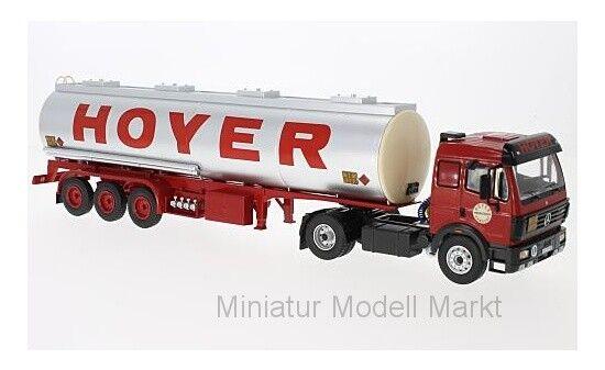 ttr001 - Ixo mercedes SK 1844-Hoyer-tanksilozug - 1994 - 1 43