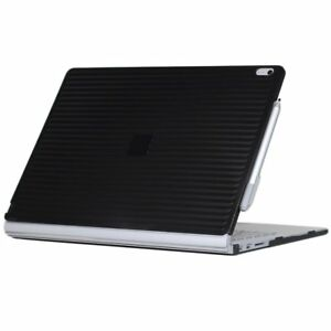 new concept 48f0e 13970 Details about Microsoft Surface Book Computer 13.5 Hard Shell Case Snap On  Cover TPU Black