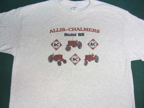 ALLIS CHALMERS WD TRILOGY TEE SHIRT
