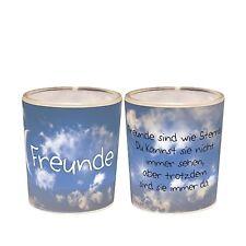 Ein Licht für Dich - Freunde - Geschenk + PartyLite Teelicht zur Probe GRATIS